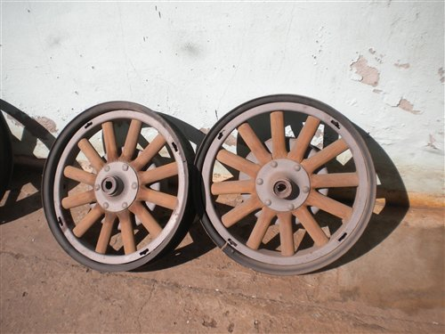Part 1929 Chevrolet Wheels