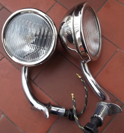Part Lights Ford A