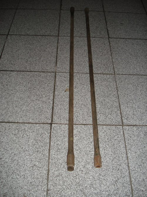 Part Torsion Bar