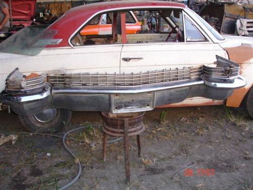 Repuesto Paragolpes Cadillac 1963