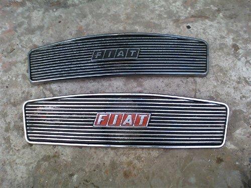 Part Barbeque Fiat 600