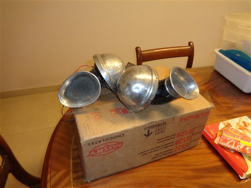 Part Speakers Ford 1935 Sparton