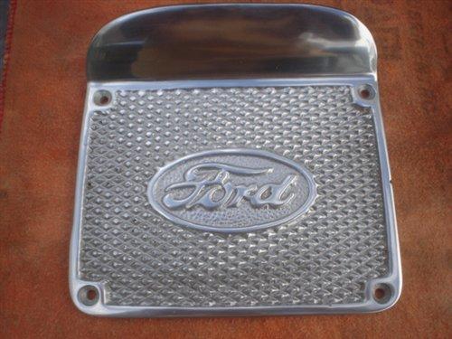Repuesto Estriberas Ford A Pisaderas