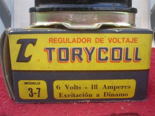 Repuesto Regulador 6 Volts Ford V8