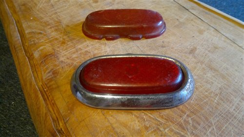 Part 1946 Ford Taillight