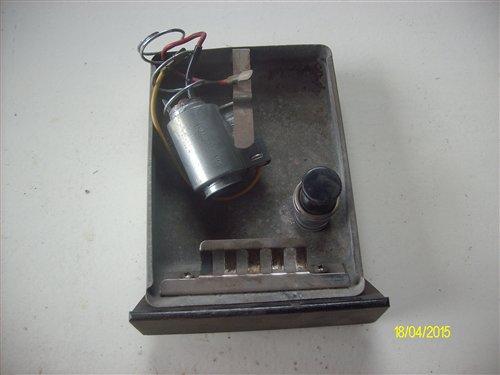 Part Lighter Ashtray