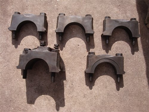 Repuesto Bancadas Dodge GTX V8 318
