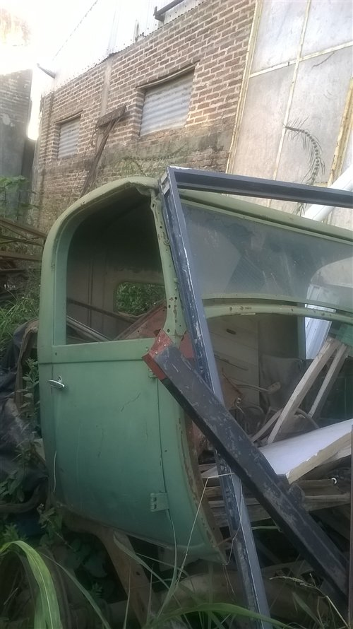 Part Cab Ford A 1928-29