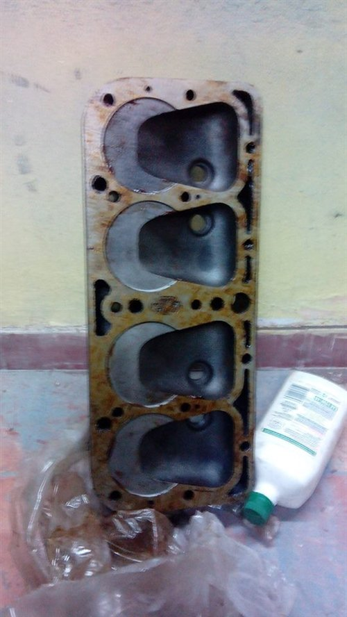 Part Top Cylinder Ford A