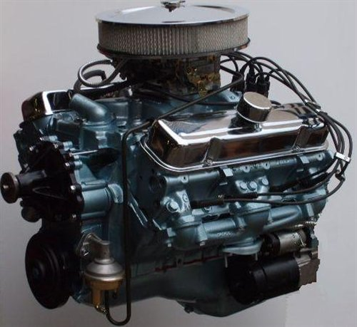 Repuesto Motor V8 Pontiac/Chevrolet