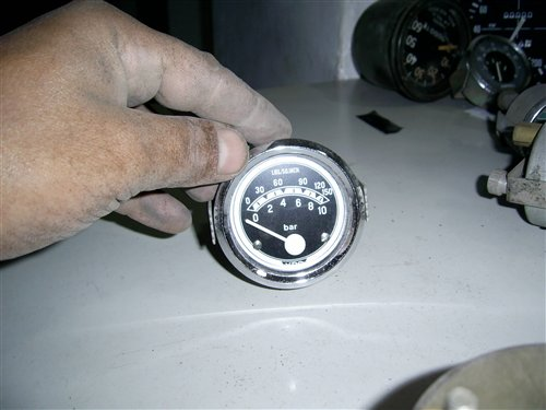 Repuesto Reloj Presión Aceite