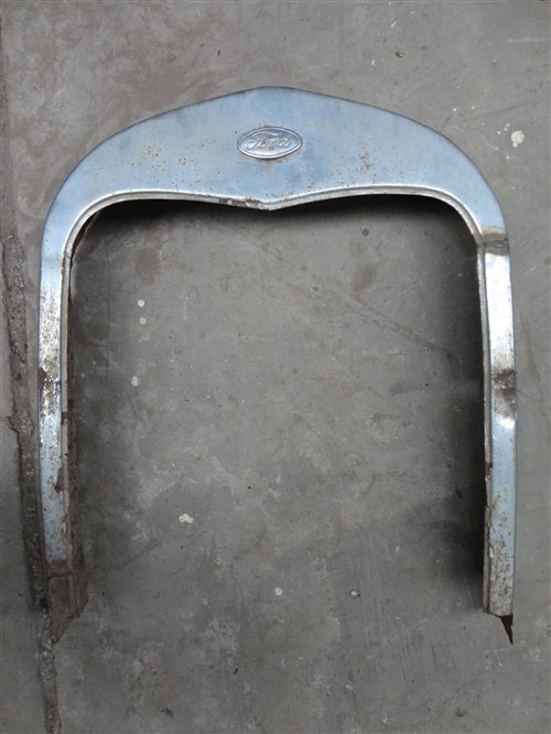 Part Ford Radiator Mask To 1928 1929 Logo