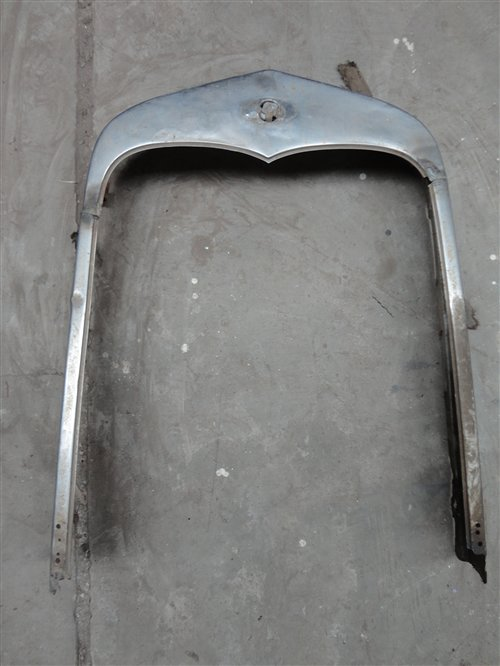 Part 1930 1931 Ford Radiator Mask