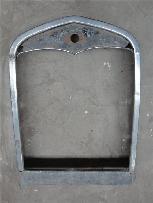 Repuesto Máscara Radiador Ford A Luxe 1930 1931