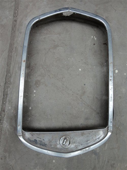 Part Mask Radiator Ford A Luxe 1930 1931