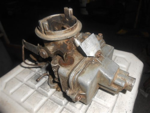Part Dodge Carburetor