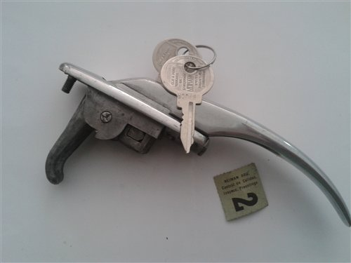 Repuesto Manija Fiat 600