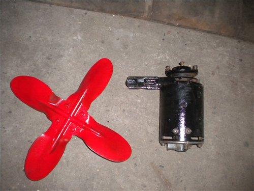 Part Fan Alternator Ford V8 1946
