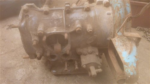 Part Isard Royal T-700 Engine
