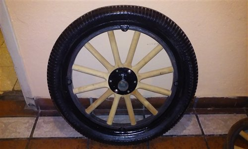 Part Wheel Ford T