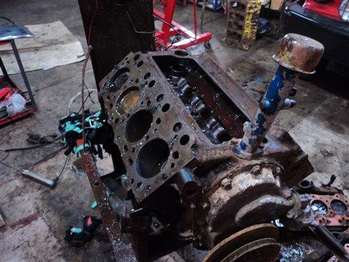 Repuesto Motor V8 Studebaker