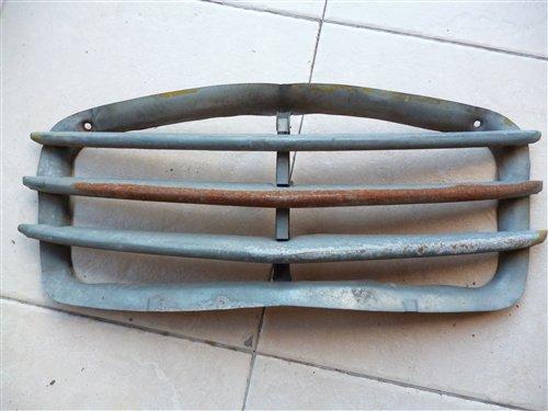 Part Grill Plate Citroen 2cv