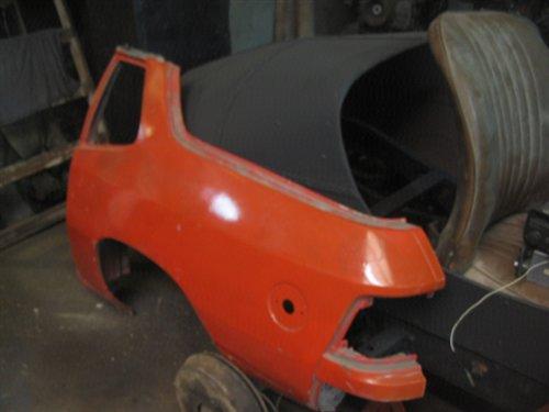 Repuesto Guardabarro Porsche 924