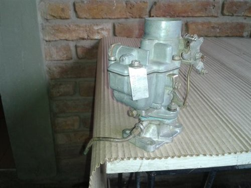 Part Fiat 600 Carburetor