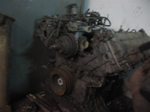 Part Volvo V6 Engine