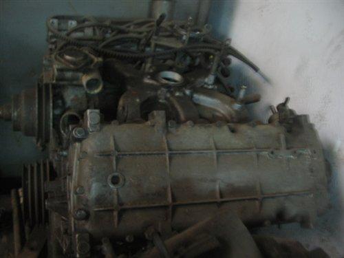Repuesto Motor V6 Volvo
