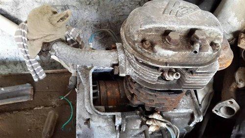 Part Heinkel Motor