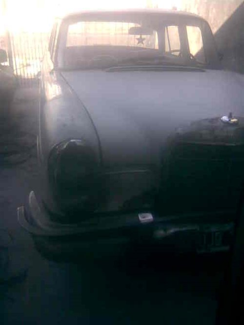 Part Bodywork Mercedes Benz Tails No Motor Or Box