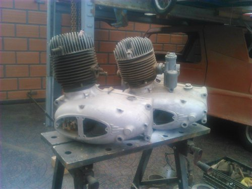 Repuesto Motores Sach 200