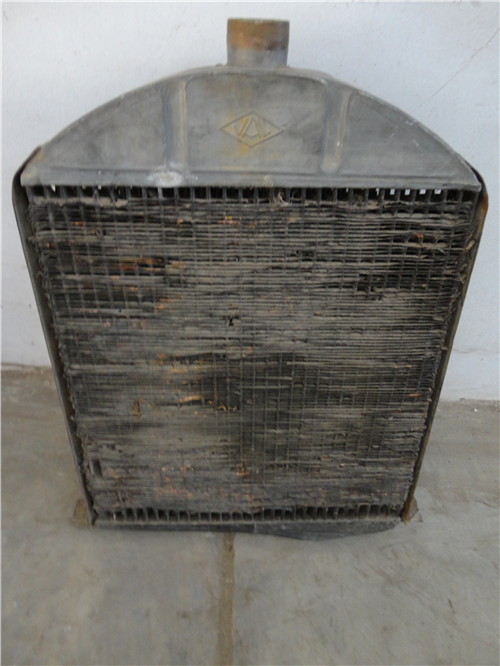 Part 1928-1929 Ford Radiator