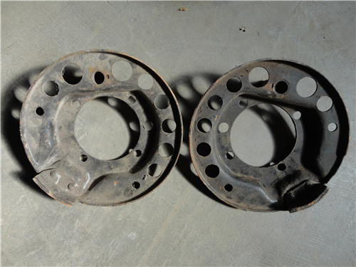 Part Dishes Brake Hand Ford A