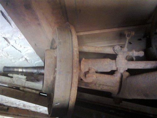 Repuesto Tren Delantero Ford A