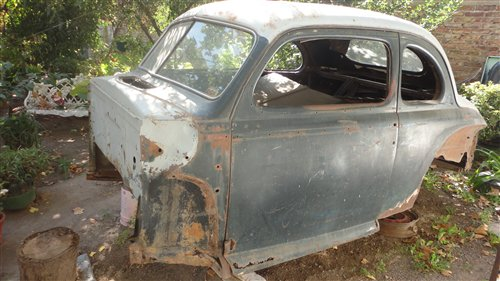 Repuesto Carrocer�a Ford 1946