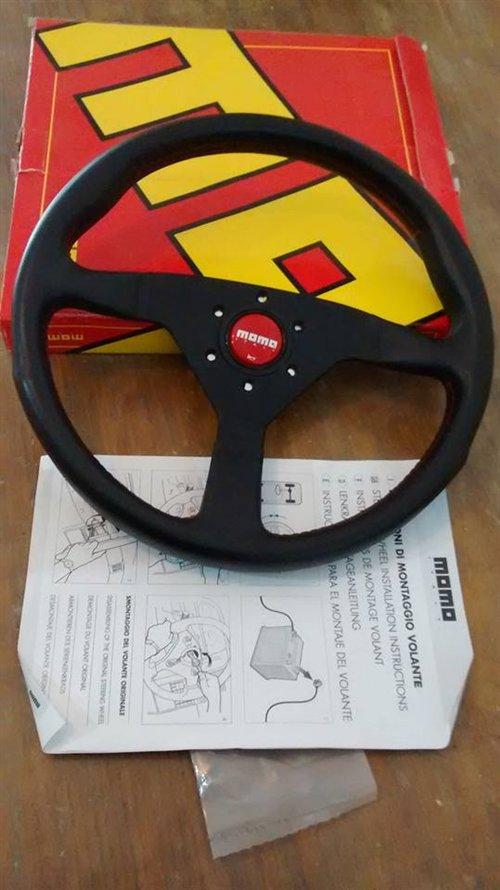 Part Steering Wheel Momo Montecarlo
