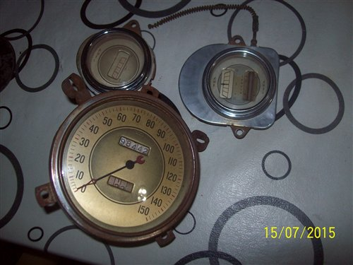 Part Ford 1936 Watches