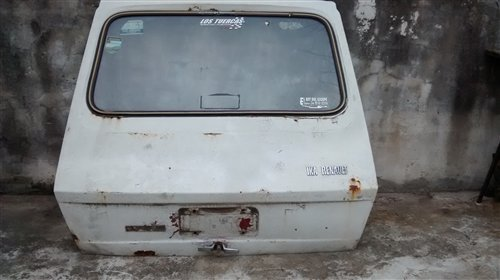 Part 6 renault Tailgate