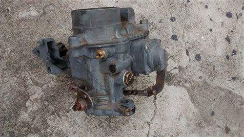 Part Carburetor Caresa Renault 4s 6