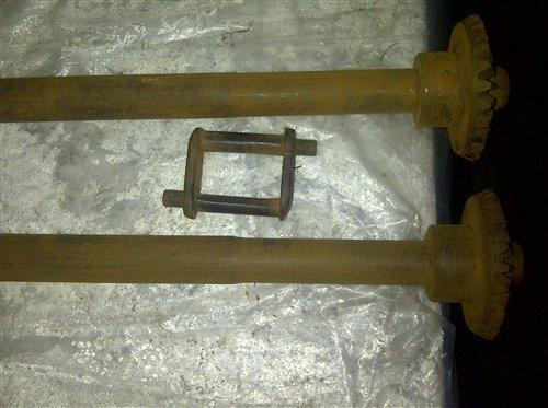Part Axle Shafts