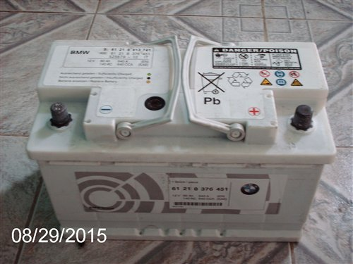 Part Battery Bmw 12 X 80