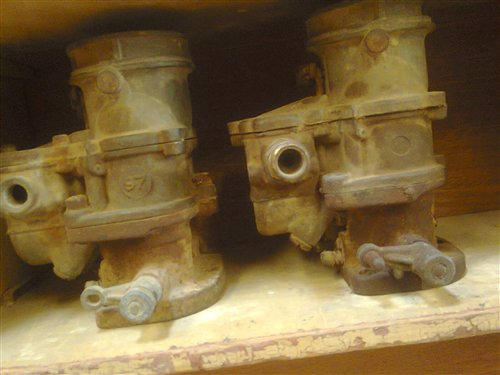 Part Carburetors Stromberg Ford V8