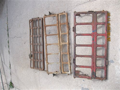 Part Rack Carrier Trunk Ford A