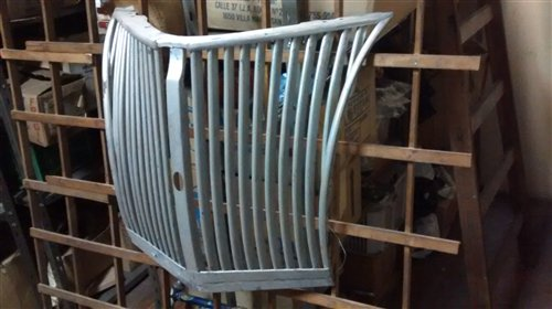Part Grill Ford 1939