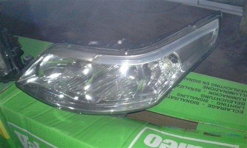 Repuesto Optica Izquierda Citroen C4 2010