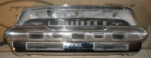 Part Speedometer Ford Falcon