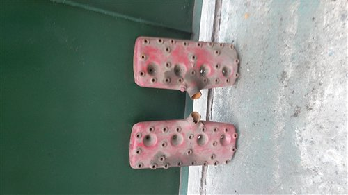 Part Covers Cylinder Ford V8