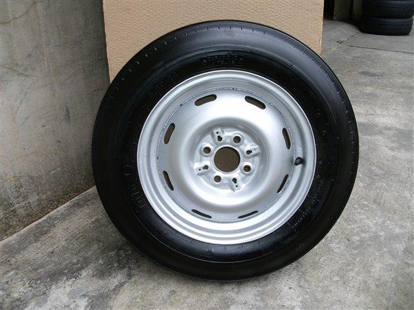 Part Fiat 110 Wheels